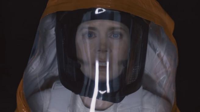 Primer tráiler de 'Arrival', con Amy Adams y Jeremy Renner