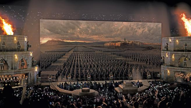 La música de 'Juego de tronos' conquistará EE UU en directo