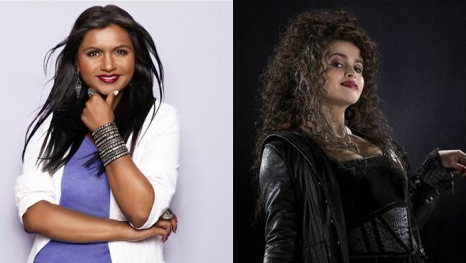 Helena Bonham Carter y Mindy Kaling quieren unirse a 'Ocean's Eleven'
