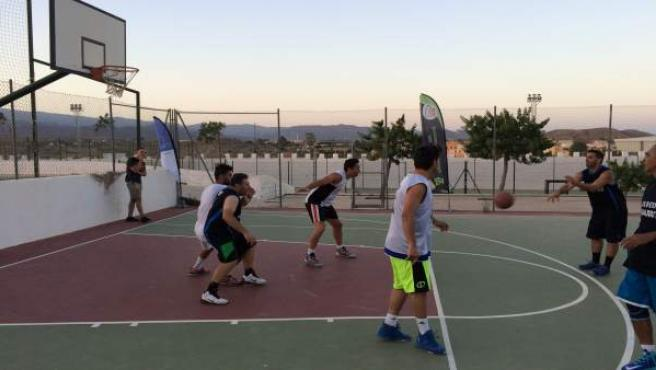 Copa de Baloncesto 3x3 en Tabernas