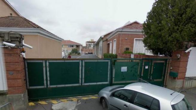 El centro educativo judío Liceo Ozar Hatorah, enn Toulouse, donde ha tuvo lugar un tiroteo en 2012.