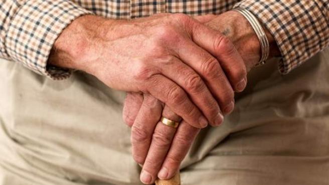 Un jubilado, en una imagen de archivo.
