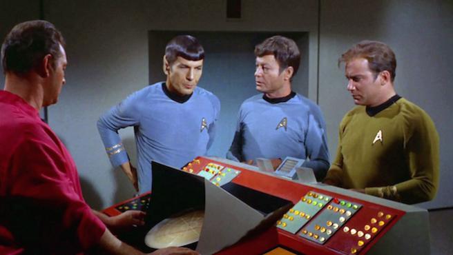 Siete creaciones con las que 'Star Trek' inventó el futuro
