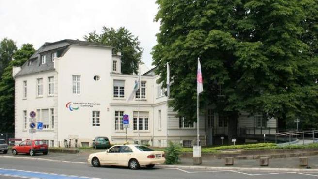 Imagen de la sede del Comité Paralímpico Internacional, con sede en Bonn, Alemania.