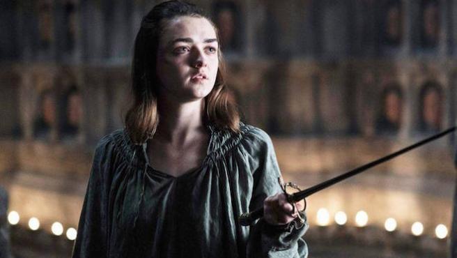 """Maisie Williams: """"Nada os va a preparar para la nueva temporada de 'Juego de tronos"""""""