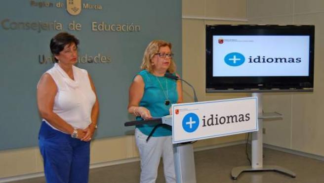 María Isabel Sánchez-Mora, presenta la iniciativa