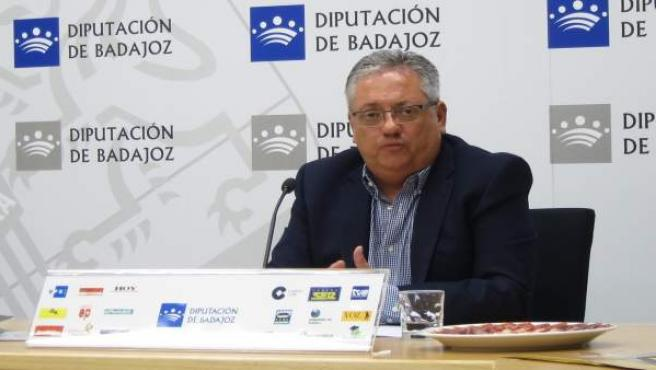 Antonio Garrote, alcalde de Monesterio