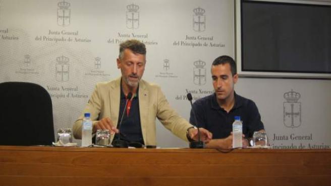 Matías Rodríguez Feito y Daniel Alonso García.