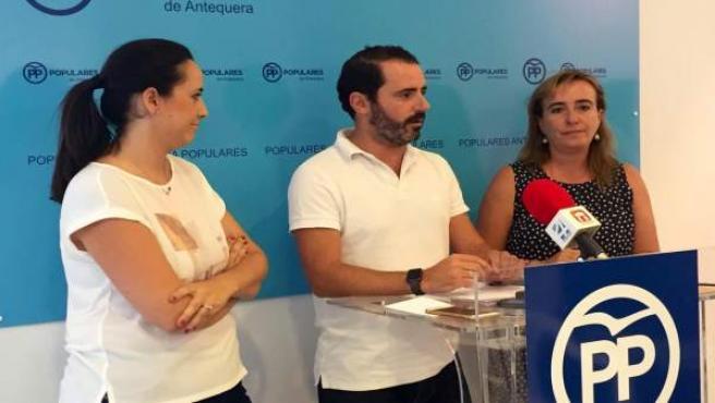 NP, Foto Y Audios PP Málaga