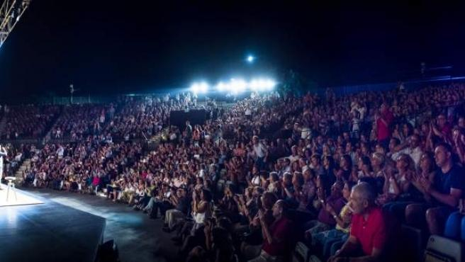 Festival de Teatro, Música y Danza de San Javier