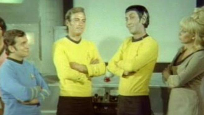 La primera película de 'Star Trek' fue turca