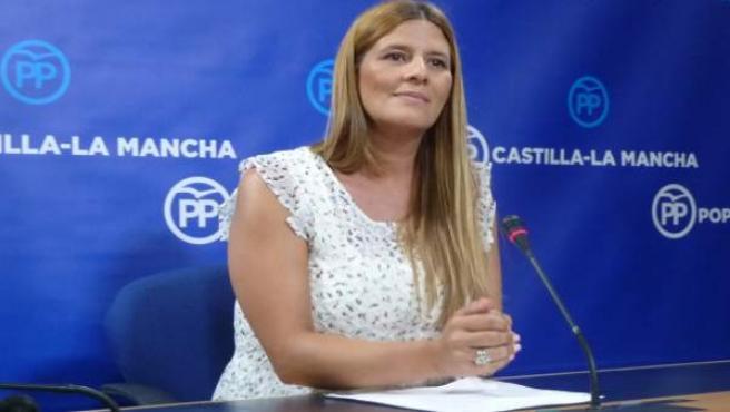 Carolina Agudo, diputada del PP en las Cortes de C-LM
