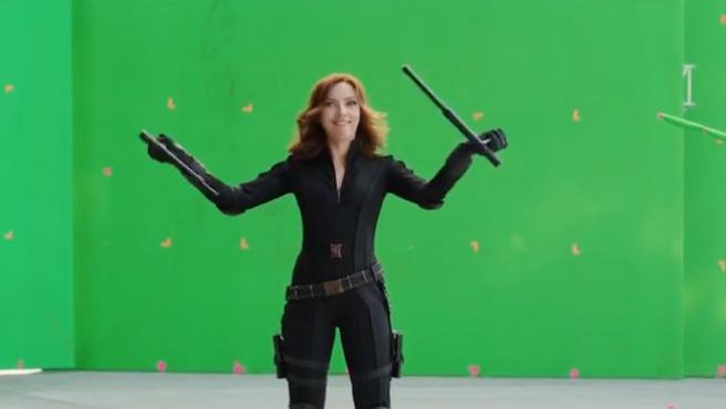 Vídeo del día: Las tomas falsas de 'Capitán América: Civil War'