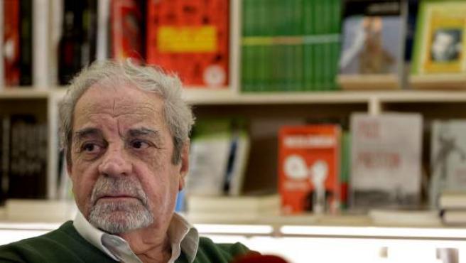 El escritor Juan Marsé.