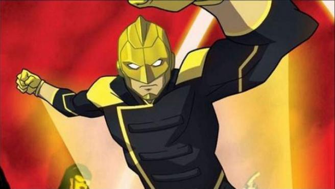 The Ray será el primer superhéroe gay con serie propia.