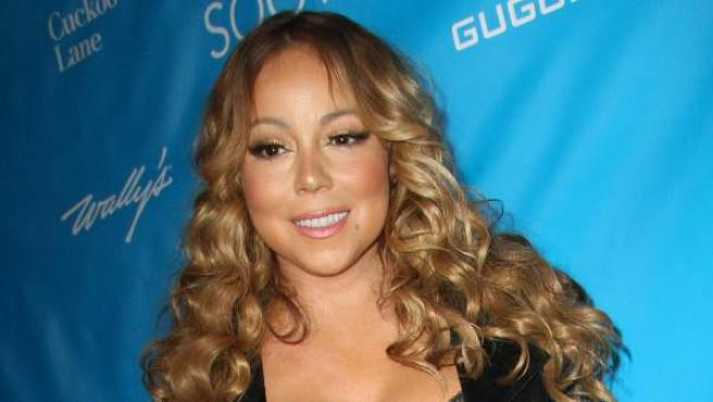 La cantante Mariah Carey