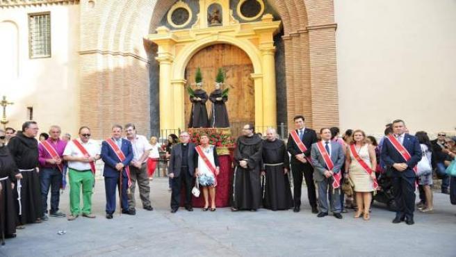 Procesión de los cagones en Teruel