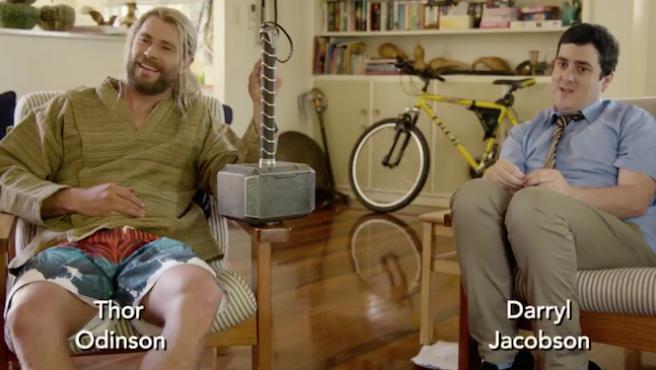 Documental del día: ¿Qué hizo Thor durante la 'Civil War' de Marvel?