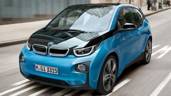 Nuevo BMW i3 con batería de 94 Ah.