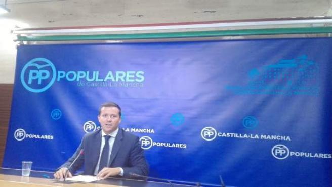 PP C-LM, Carlos Velázquez