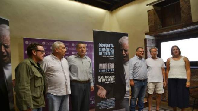 Nota De Prensa Y Fotos. Luis Morera Protagoniza Este Viernes El Tradicional Conc