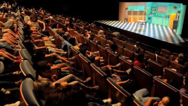 Más de 4.000 alumnos asisten a los conciertos escolares de la Caixa en Zaragoza