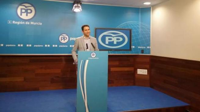 Prensa PP Regional. (NP) Valoración Teodoro Gª Discurso Rajoy Aduio Foto