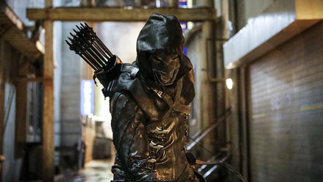 'Arrow' desvela las primeras imágenes de Prometheus, el nuevo villano de la serie