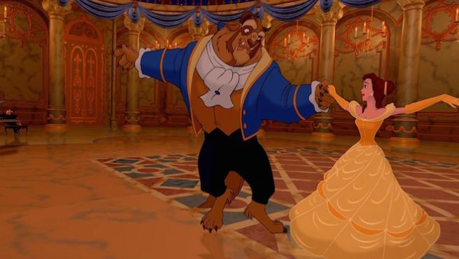 'La bella y la bestia': Así será el baile en la versión de imagen real