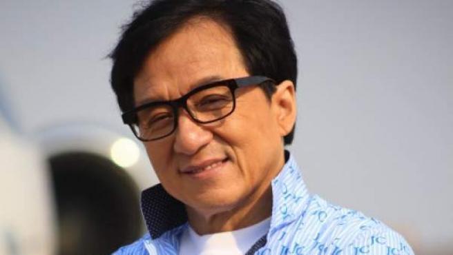 Jackie Chan, en Shanghái en abril de 2015.