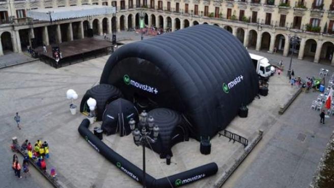 Telefónica Ndp: El Tour Movistar De Cine Itinerante Llega A Jaén Mañana