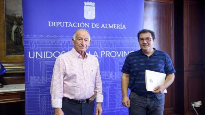 La Diputación de Almería estrecha lazos de colaboración con proyectos sociales