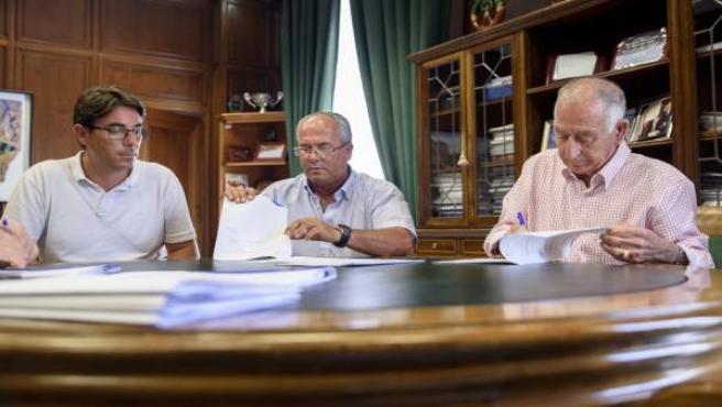 Adjudicación de obras de la Diputación de Almería