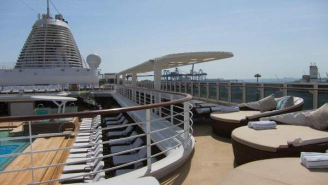 Piscina del barco