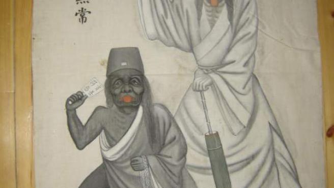 Una de las imágenes que se puede ver en la Casa Museo
