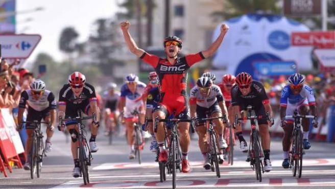 Drucker gana en La Vuelta