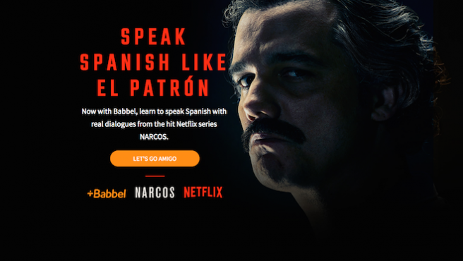 'Narcos': Aprende a hablar español-narco como Pablo Escobar