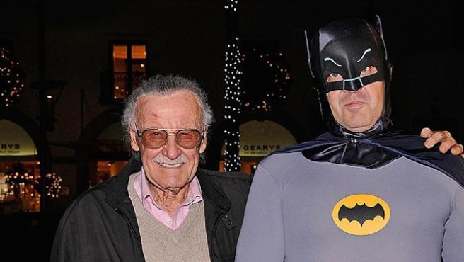 Stan Lee tiene la clave para que DC haga buenas películas