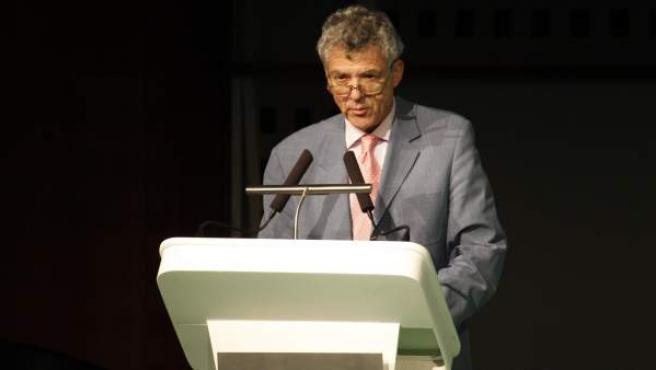 Ángel María Villar, presidente de la RFEF.
