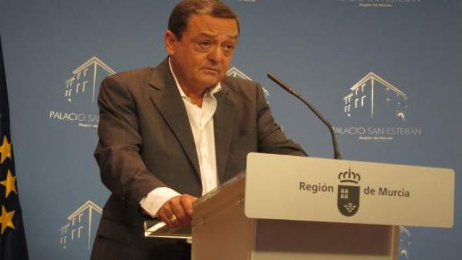 El presidente de la Croem, José María Albarracín