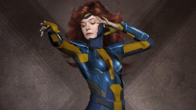 Así podría haber sido Jean Grey en 'X-Men: Apocalipsis'