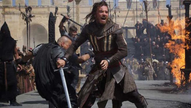 Érase una vez 'Assassin's Creed' en Almería
