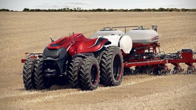 Los tractores autónomos llegarán para revolucionar la agricultura