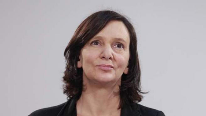 La diputada de Unidos Podemos Carolina Bescansa.