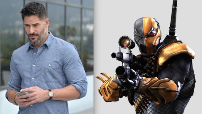 Confirmado: Joe Manganiello será Deathstroke en la próxima película de Batman