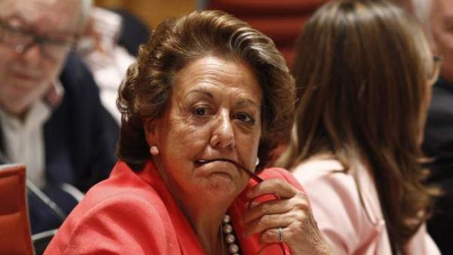 Rita Barberá, en una imagen reciente.