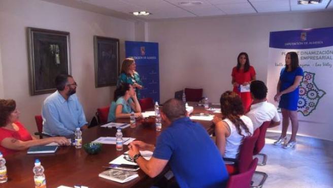 Las Jornadas de Internacionalización han arrancado en el municipio de Macael.