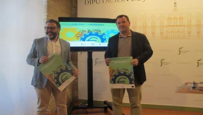 Presentación de la Semana Europea de la Movilidad en la provincia de Jaén.