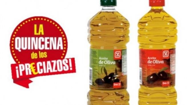 Aceite de oliva de Día