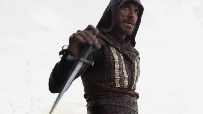 'Assassins Creed': Nuevas imágenes con Fassbender en acción